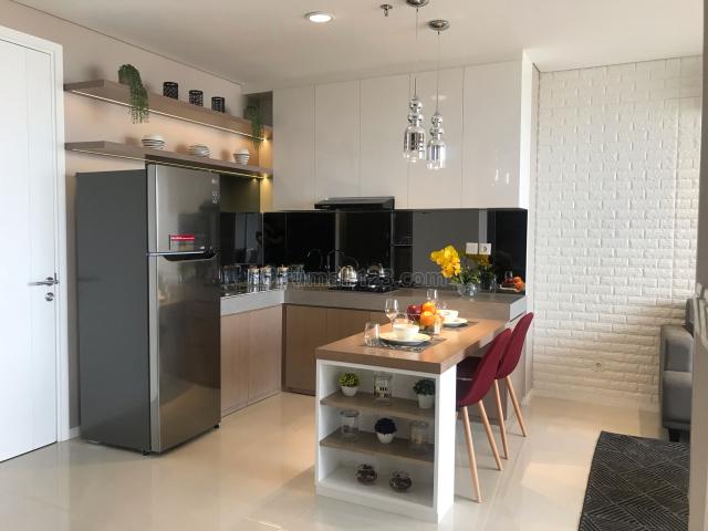 Apartment Siap Huni Samping BINUS Alam Sutera - Investasi Menguntungkan Unit Pasti Ter ! 2 Menit dari Exit Toll, Alam Sutera, Tangerang