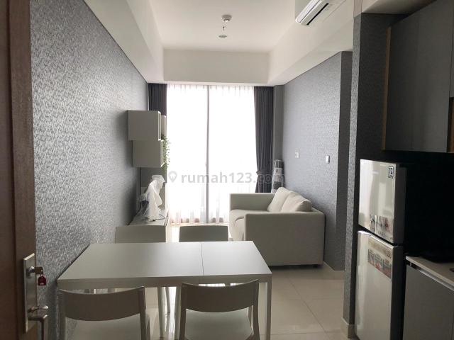 Apartemen Taman anggrek Residence Luas 65m2 2+1 Harga 100 Juta, Taman Anggrek, Jakarta Barat
