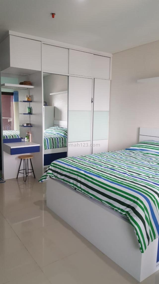 Apartemen Tamansari Semanggi Tipe Studio Furnished SHM BU, Gatot Subroto, Jakarta Selatan