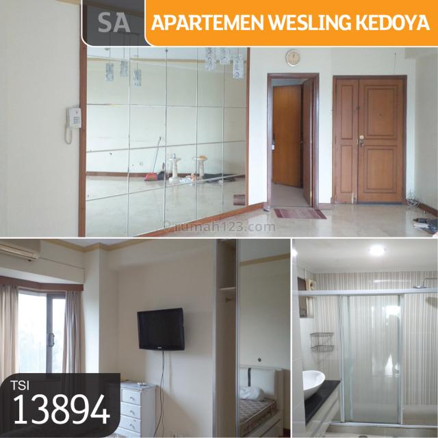 Apartemen Wesling Kedoya, Jakarta Barat, 122 m²,  Lt 23, SHM, Kedoya, Jakarta Barat