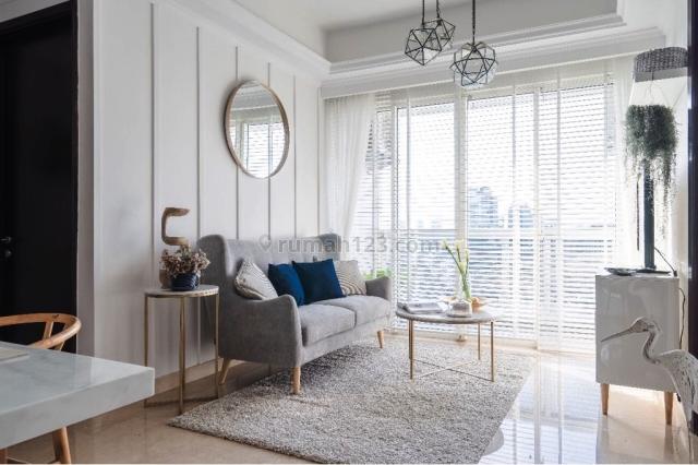 Nice & Cozy Apartment @ Menteng Park - 2 Bdr - Nicely Furnished, Menteng, Jakarta Pusat