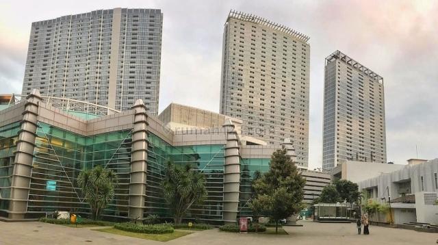 Nice Apartment with Studio Type @ Menteng Park Apartment, Menteng, Jakarta Pusat