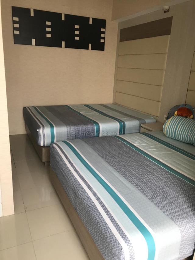 FURNISHED RAPI !!! Apartemen De Paradiso Aston Pluit 1BR, Pluit, Jakarta Utara