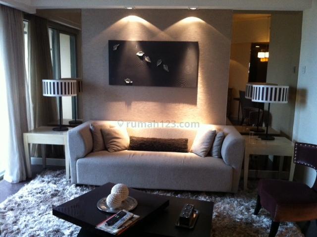 Nice 3Bdr Apartment with Nice Furniture @ Sudirman Tower Condominium, Sudirman, Jakarta Selatan