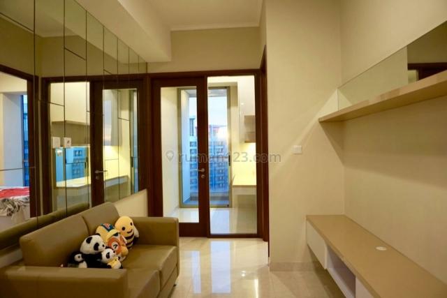 1BR+1 Condominium Apartemen TA Residences Mewah Berkelas di Tanjung Duren Selatan, Taman Anggrek, Jakarta Barat