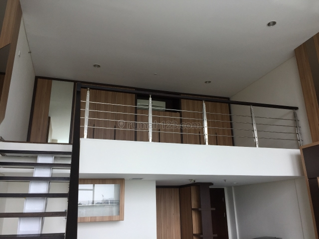 Apartemen Brooklyn Soho Alam Sutra 1BR Semi furnished Low Floor View City, Alam Sutera, Tangerang