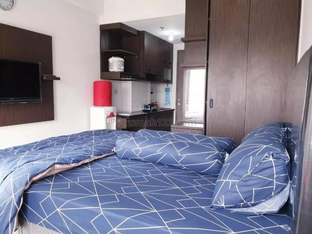 Apartemen Emerald Bintaro Type Studio Full Furnished Low Floor, Bintaro, Tangerang