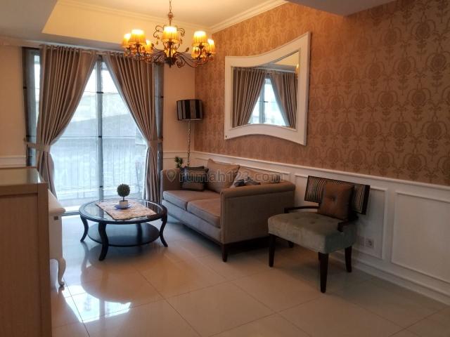 Apartemen Casa Grande Residence | 80 sqm 2BR| Unit Verry Good | Connected Mall Kota Kasablanka, Cassablanca, Jakarta Selatan