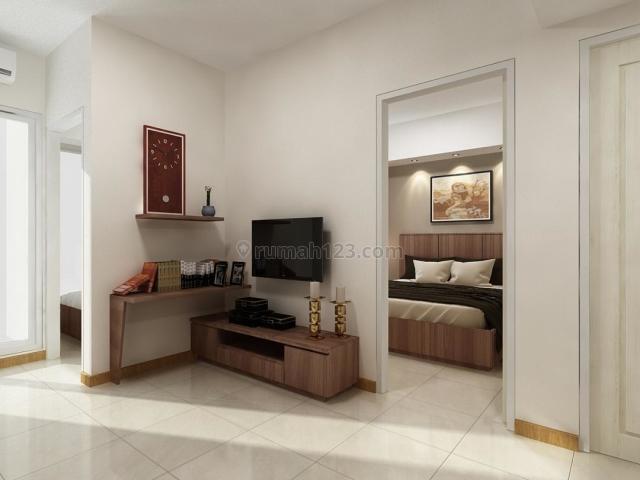 Apartemen Midtown Residence Type Studio Full Furnished High Floor, Gading Serpong, Tangerang