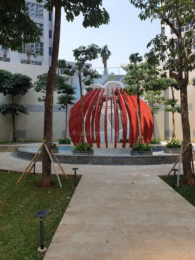 Unit Bagus 102jt/Th! Condo Taman Anggrek 99sqm Semi Furnish, Taman Anggrek, Jakarta Barat