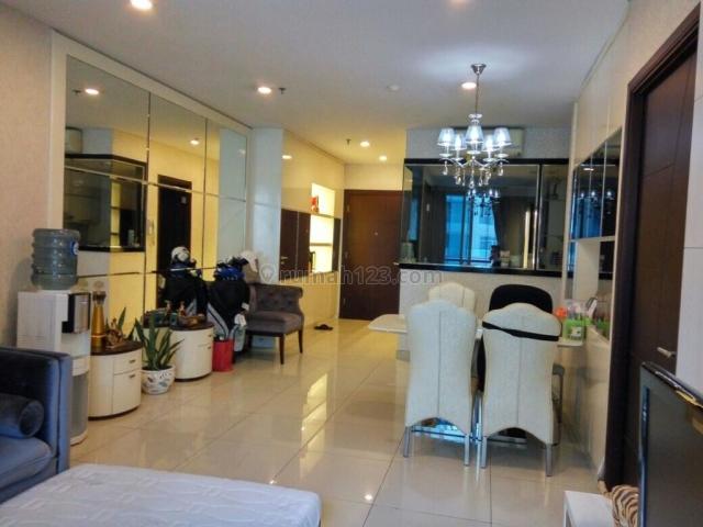 Apartemen Central Park Tower Adeline Lt. 27, Tj Duren ST-AP953, Central Park, Jakarta Barat
