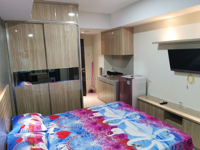 Apartemen Bailey's City Type Studio Furnished Low Floor Utara, Ciputat, Tangerang Selatan