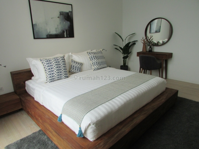 Brand New, Big Size Unit (2 and 3 Bedroom) With Air Filtering, Fully and Excellent Furnished  in Verde Two Kuningan, the Best Apartment in Jakarta, 2 Kitchen Area (Dry and Wed), Pets Allowed With its Special Exit and Entrance, Kuningan, Jakarta Selatan