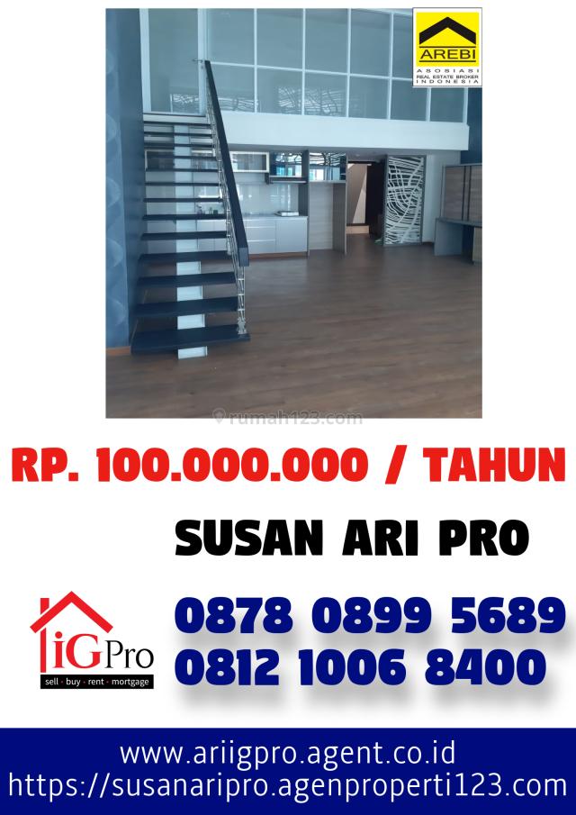 Apartemen Brooklyn SOHO Di Alam Sutera, Dekat Gading Serpong, Alam Sutera, Tangerang