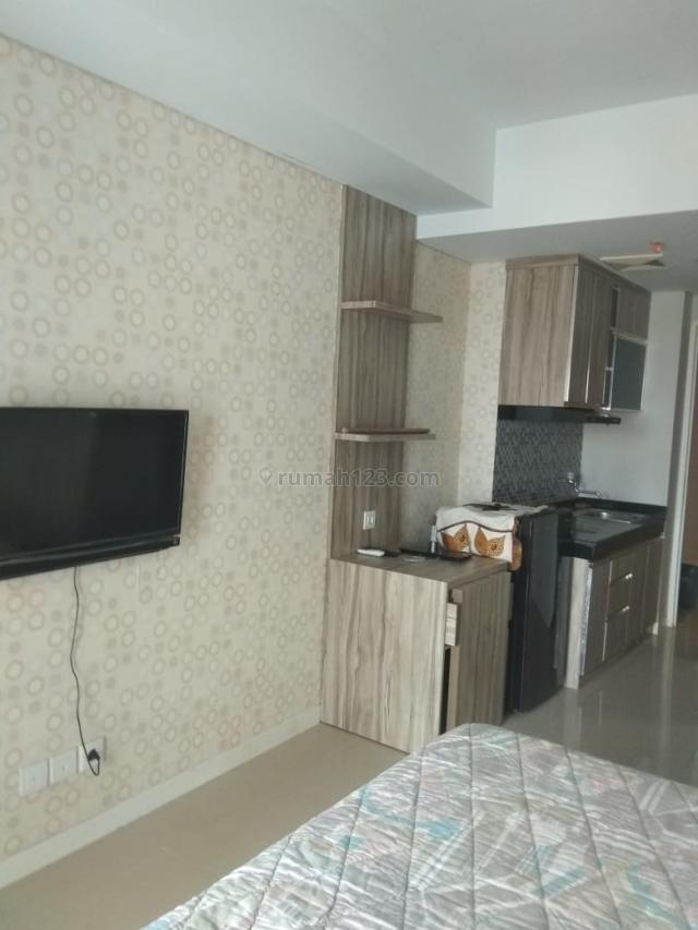 STUDIO FULLY FURNISH SERBA BARU Apartemen Metro Park Residence, Kebon Jeruk, Jakarta Barat, Kebon Jeruk, Jakarta Barat
