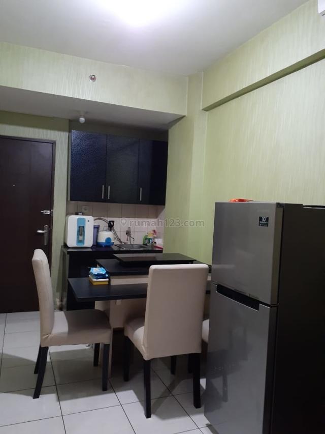 Apartemen Cityligh Residence 2BR Full Furnished Low Floor, Ciputat, Tangerang Selatan