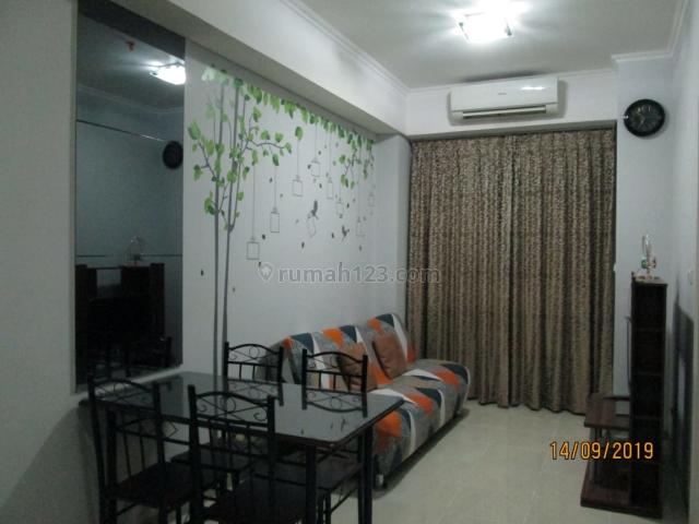Apartemen Silkwood Residences Alam Sutra 1BR Full Furnished Low Floor, Alam Sutera, Tangerang
