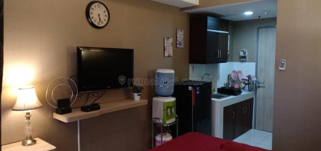 Apartemen Akasa Pure Living Serpong Bsd Type Studio Furnished High Floor, Serpong, Tangerang