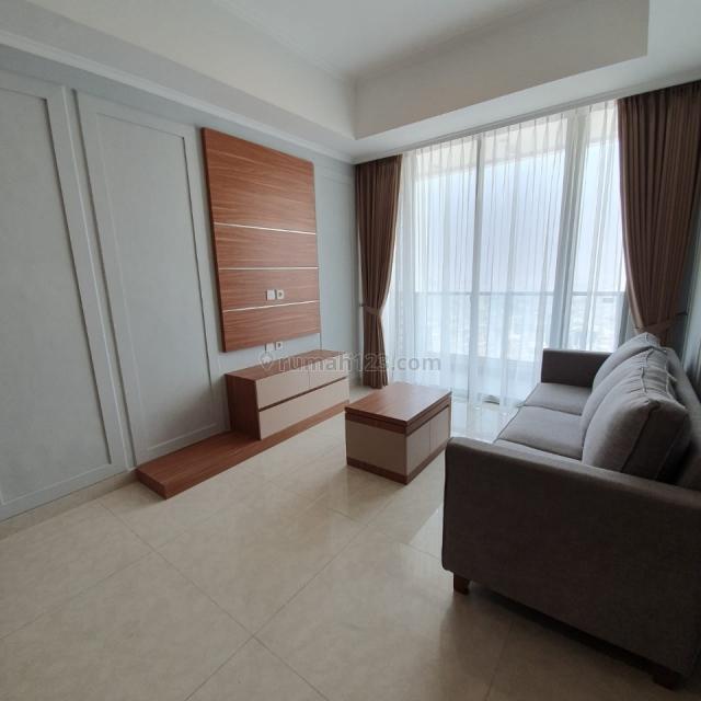 Condo 2+1 full furnish Taman Anggrek Residences. Jakarta Barat, Taman Anggrek, Jakarta Barat