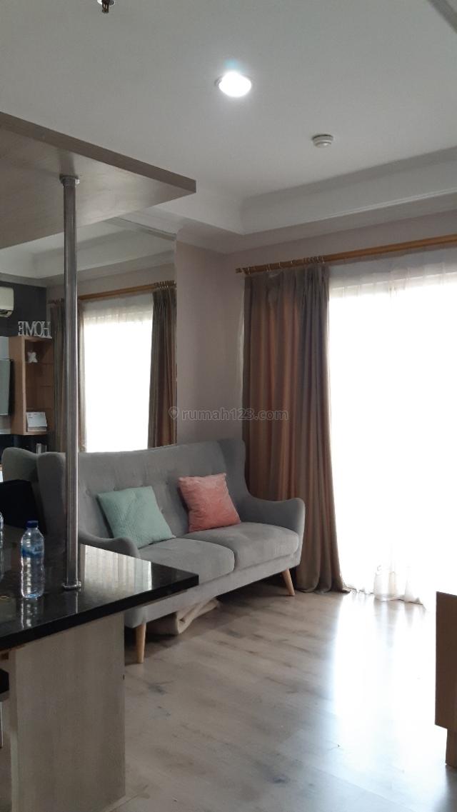 Apartemen 2 kamar 45 meter furnish MOI Kelapa Gading bisa KPA, Kelapa Gading, Jakarta Utara