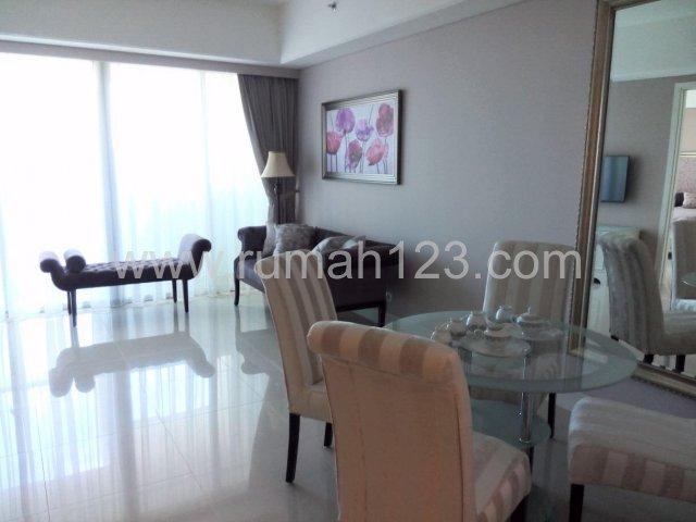 Apartemen Kemang Village Tower Intercon 2 Br  Siap Huni, Kemang, Jakarta Selatan