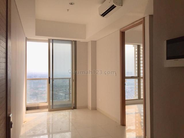 Apartemen  Taman Anggrek Residence Luas 38m2 1BR Semi Furnished, Taman Anggrek, Jakarta Barat