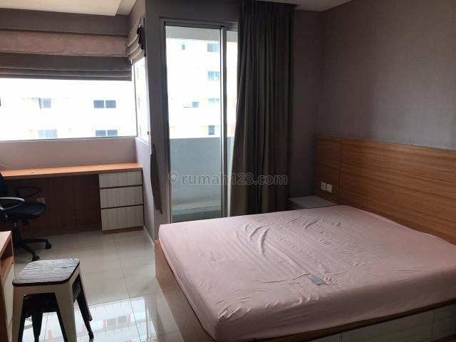 Apartemen Paddington Heights Alam Sutera Type Studio Furnished Middle Floor, Alam Sutera, Tangerang