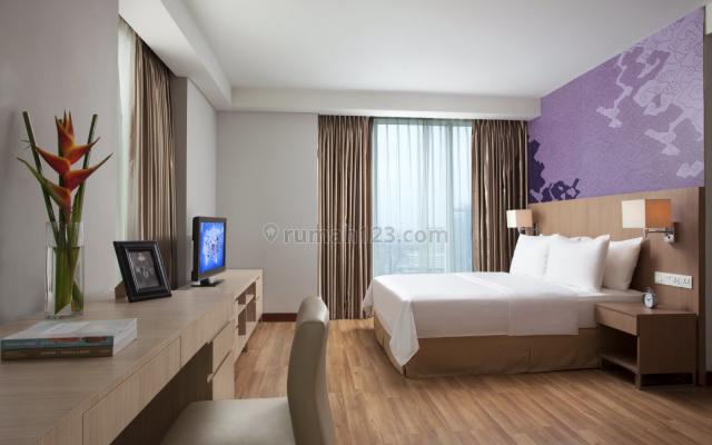 Citadines Service Apartment Rasuna Said Kuningan Best For Invest, Kuningan, Jakarta Selatan