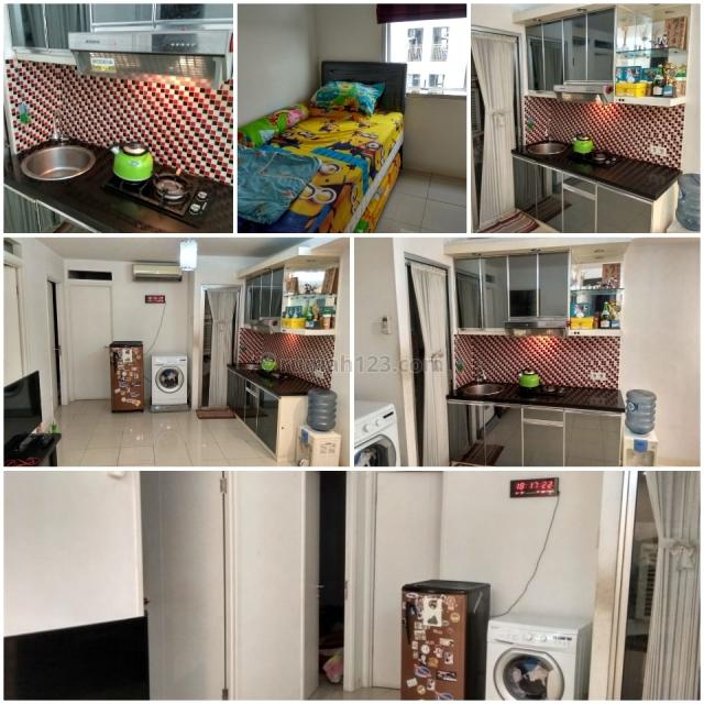 apartemen studio mungil ditengah kota, Johar Baru, Jakarta Pusat
