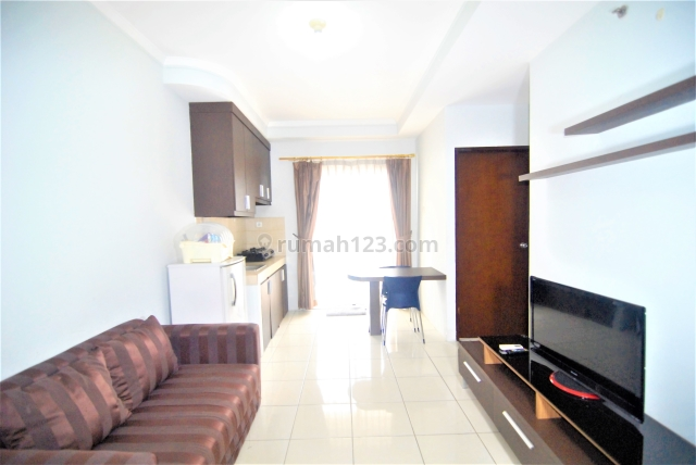 Apartemen Bulanan 2 Kamar Tidur Mediterania Garden Residences 2 Tanjung Duren, Tanjung Duren, Jakarta Barat
