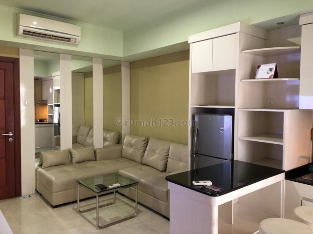 apartement royal mediterania, Central Park, Jakarta Barat