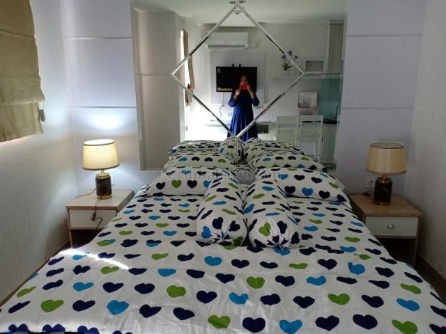 Apartemen Bintaro Icon Type Studio Full Furnished High Floor, Bintaro, Tangerang