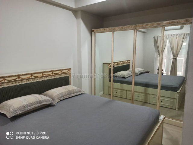 Apartement Metropark Residence 3Br, Semi Furnish, Kebon Jeruk - Jakarta Barat, Kebon Jeruk, Jakarta Barat