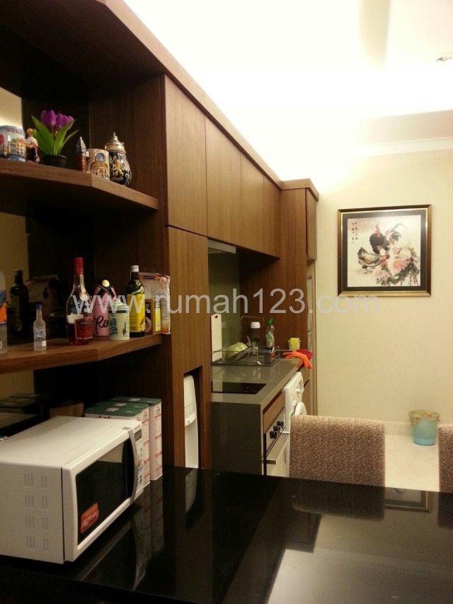 Apartemen Residence 8 Senopati Furnished Murah Dan Bagus, Senopati, Jakarta Selatan
