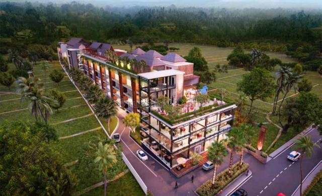 Apartemen The Umalas Signature, Canggu, Bali. Full Furnished. Smart Home System. Lokasi STRATEGIS. Harga PERDANA !!, Kerobokan, Badung