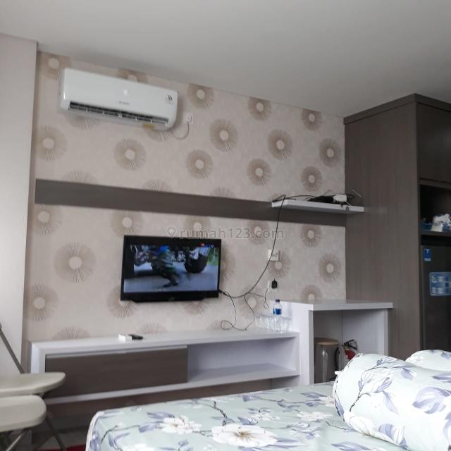 Apartemen Bintaro Icon Type Studio Full Furnished Low Floor, Bintaro, Tangerang