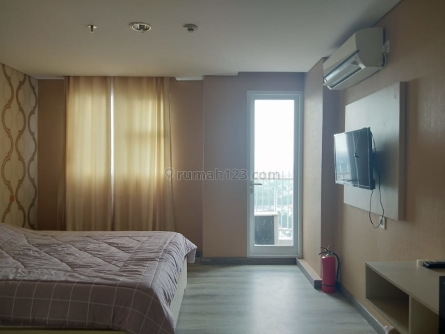 Apartemen Bintaro Icon Type Studio Deluxe Furnished Middle Floor, Pondok Aren, Tangerang