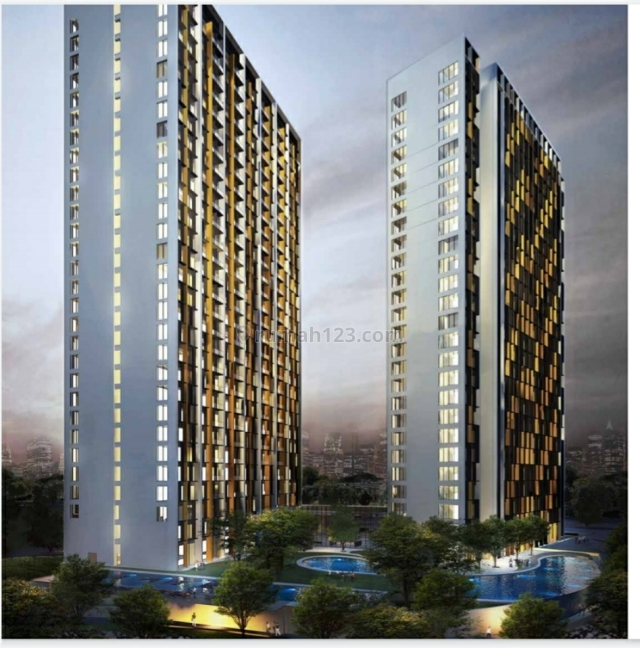 apartemen eksklusif the izarra, TB Simatupang, Jakarta Selatan