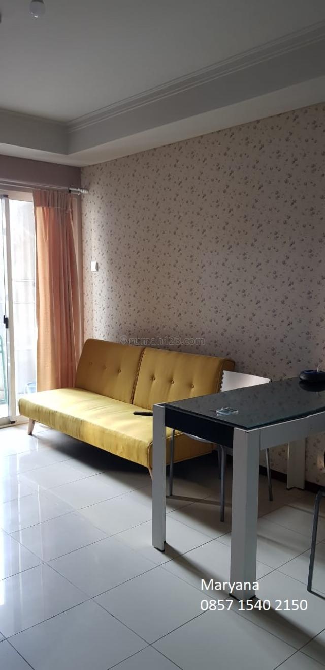 Apartemen Royal Mediterania Garden Residence 2BR Furnish Unit Terawat, Tanjung Duren, Jakarta Barat