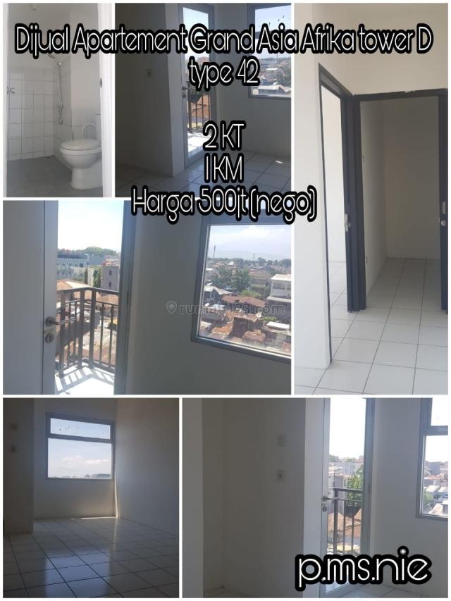 Apartement Grand Asia Afrika Type 42, Lengkong, Bandung