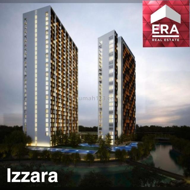 Apartemen IZZARA, Lokasi Strategis, Cilandak, Jakarta Selatan