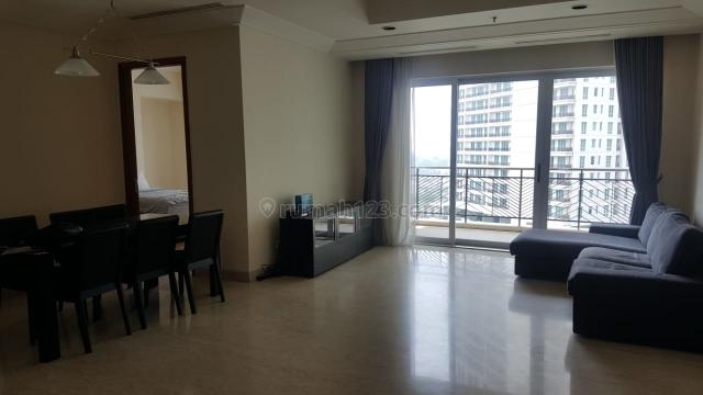 BU Apartemen Pakubuwono Residence 2+1 BR Paling Murah, Kebayoran Baru, Jakarta Selatan