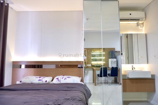 Apartemen Paddington Sebelah Binus University tipe Studio Fully Furnished Cocok untuk Mahasiswa / Professional, Alam Sutera, Tangerang