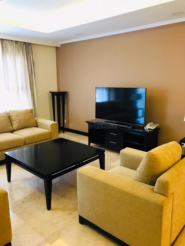 Very Nice 2Bdr Apartment with Golf View @ Pondok Indah Golf, Pondok Indah, Jakarta Selatan