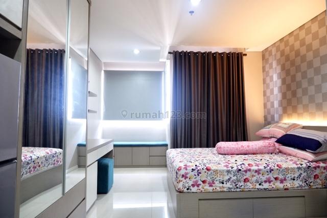 Cuma 100 ribuan Perhari ! Sebelah Binus ! Cocok untuk Mahasiswa ! Apartemen di Kawasan Pendidikan tipe Studio Fully Furnished Paddington Apartment Alam Sutera, Alam Sutera, Tangerang