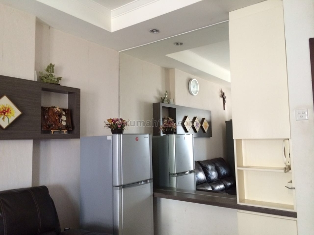 Apartemen Mediterania Garden 3BR+1 Full Furnish Lantai Rendah, Tanjung Duren, Jakarta Barat