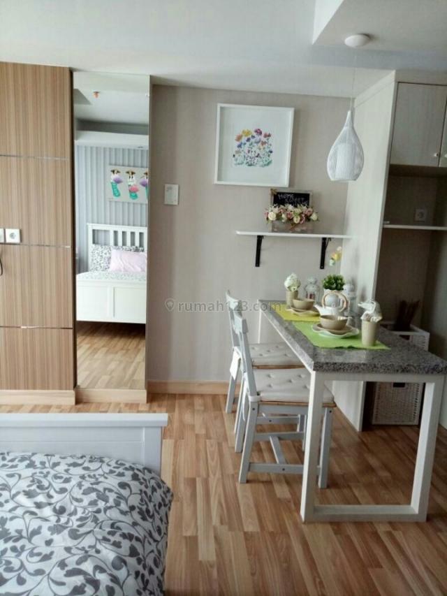 Apartemen Simple Apartemen Springhill Terrace Residences Kemayoran, Kemayoran, Jakarta Pusat