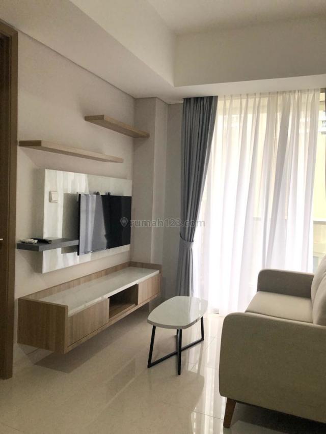 Apartemen Taman Anggrek 1BR luas 38m2 Lantai Rendah View City, Taman Anggrek, Jakarta Barat