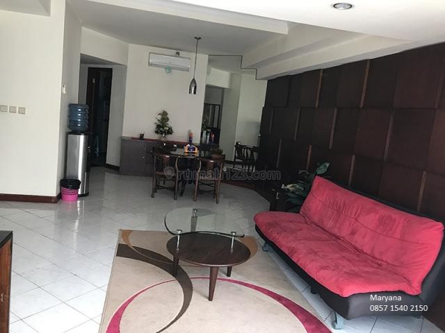 Condominium Taman Anggrek 2+1 BR Renov Furnish Bagus Siap Huni, Taman Anggrek, Jakarta Barat