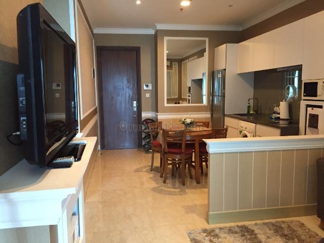 Apartemen residence 8 senopati furnished bagus, Senopati, Jakarta Selatan